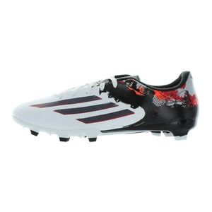 Mens Messi 10.3 FG Cleats Shoes Black Red White